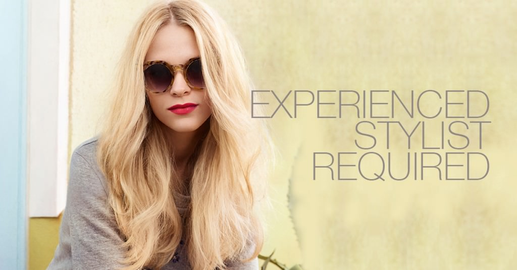 Stylist wanted at Ascot hair salon