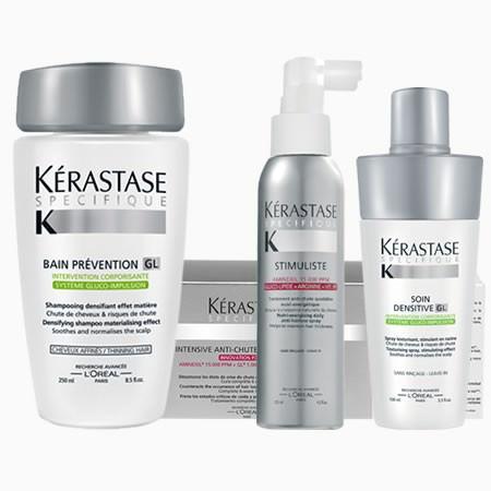 Solutions for thin hair sunninghill hairdressers - Kerastase salon treatment ...