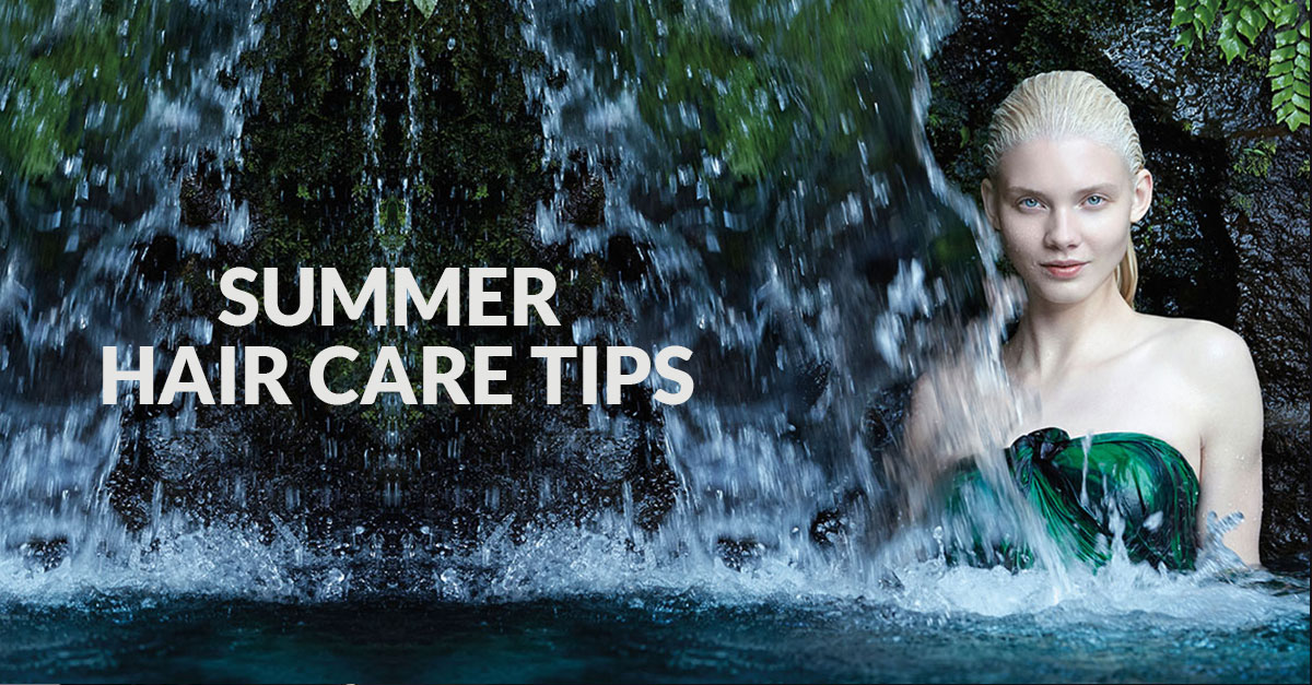 Summer-Hair-Care-Tips, hair salon, ascot