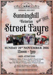 Sunninghill Victorian Street Fayre