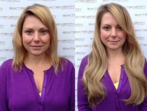 hair extensions, sunninghill hair salon in Ascot