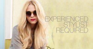 Stylist wanted at Ascot hair salon