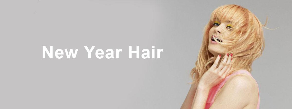 New-Year-Hair- banner, COUPE Hair Salon, Sunninghill, Ascot