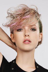 pastel hair colours, coupe hair salon, ascot