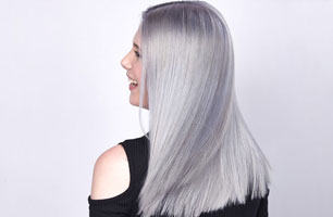 Silver Grey Hair Trends