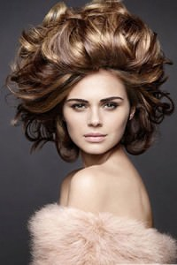 Prom Party Hairstyles At Sunninghill Hairdressers