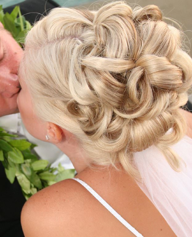 Wedding Hair At Top Ascot Hairdressers Sunninghill Ascot