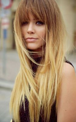 blonde-ombre